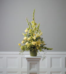 Sympathy Home Arrangement from Bolin-Reeves, your Birmingham, AL florist