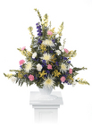 Cemetary Basket from Bolin-Reeves, your Birmingham, AL florist