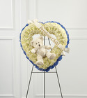 Precious Child Hollow Heart from Bolin-Reeves, your Birmingham, AL florist